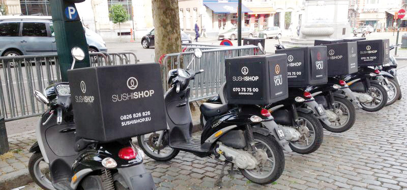 sushi scooterbox